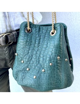 MARLOW BUBBLE GREEN, CHAINE DOREE