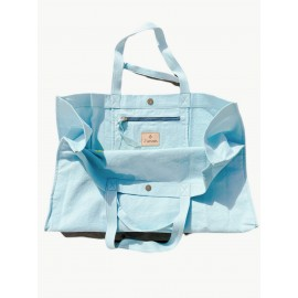 SHOPPERBAG XXL UNI SKY,