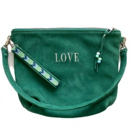 ETHNIC WILD BUBBLE PONCE GREEN, LOVE