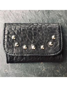 Porte monnaie Raymond noir